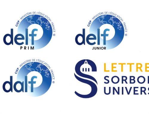 Delf – Dalf – Sorbonne (May 2020)