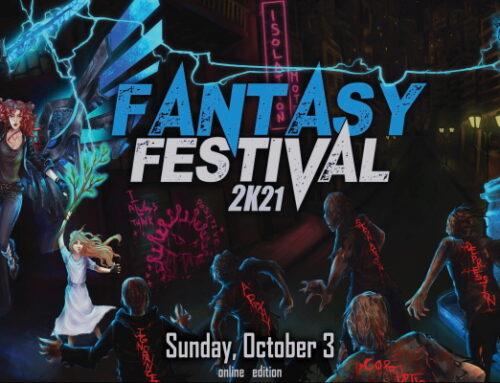 Fantasy Festival 2Κ21
